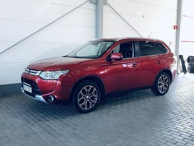 gebraucht Mitsubishi Outlander 2.2D 6AT 4WD Business