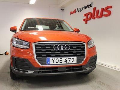 gebraucht Audi Q2 1.6 TDI 116 HK S-tronic