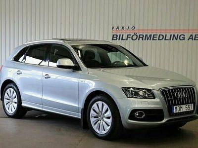 begagnad Audi Q5 2.0 TFSI hybrid quattro TipTronic Design 2012, SUV Pris 169 900 kr