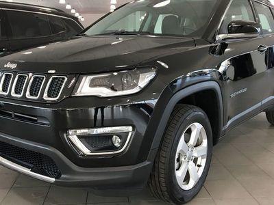 begagnad Jeep Compass MY17 140hk AWD Gamla årsskatten *Utförsäljning!*