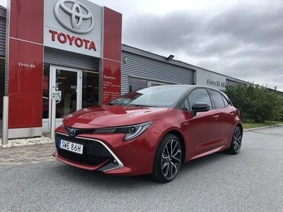 begagnad Toyota Corolla 2,0 Elhybrid Executive Bitone