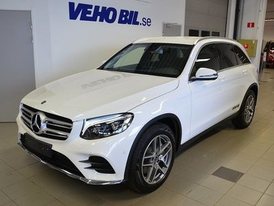 used Mercedes GLC220 d 4Matic AMG Style Edition