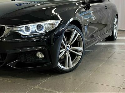 begagnad BMW 428 i Coupé M-Sport Aut H/K Nav Dragkrok Parking Assist