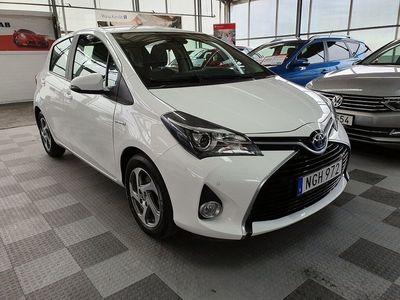 begagnad Toyota Yaris 1.5 HSD*HYBRID*TOUCH 2 NAVIGATION GO*