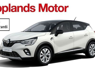 begagnad Renault Captur TCe 100 Intens