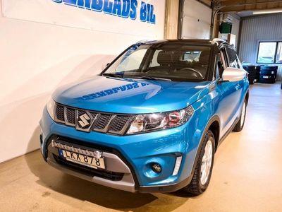 begagnad Suzuki Vitara 1.4 AllGrip S Euro 6 140hk