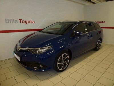 begagnad Toyota Auris Touring Sports 1,2T TS ACTIVE