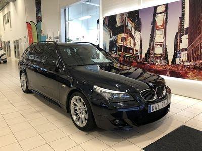 begagnad BMW 525 Touring Aut M Sport Komfortstolar