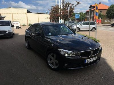 begagnad BMW 320 Gran Turismo d Turismo Steptronic Advantage Eur