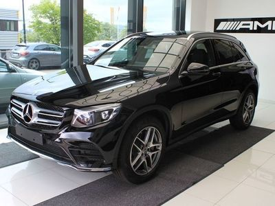 usata Mercedes E250 GLC d 4MATIC DEMO