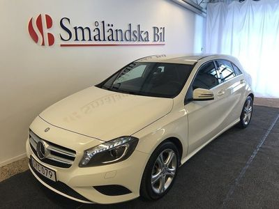 used Mercedes A200 CDI 7G-DCT Euro 6 136hk