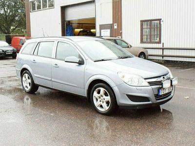begagnad Opel Astra Caravan 1.6 Twinport 105hk Ny Besiktad