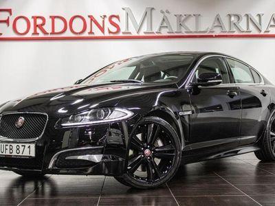 begagnad Jaguar XF 3.0 DS AERODYNAMIC 275HK BLACK WEEK