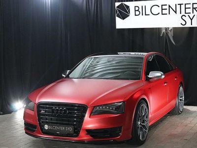 begagnad Audi S8 4.0 FSI (670hk)