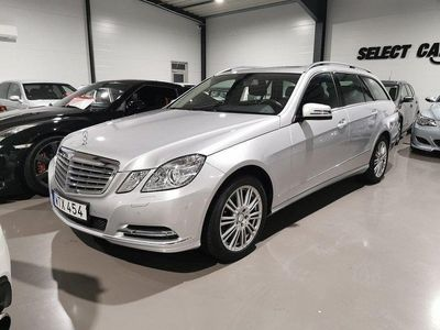 begagnad Mercedes E350 BlueEFFICIENCY 7G-Tronic Plus 306hk Lågmil