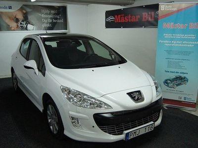 used Peugeot 308 5-dörrar 1.6 THP 150hk -09
