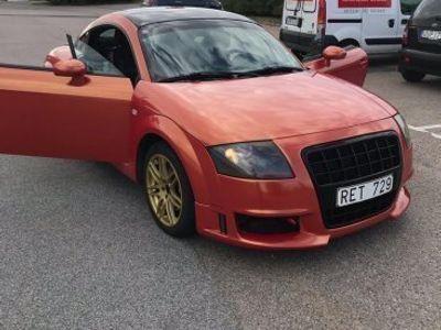 begagnad Audi TT -00