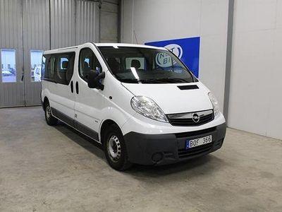 brugt Opel Vivaro 2.5 DTI 9-sits 146hk -08
