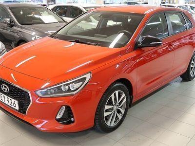 begagnad Hyundai i30 5d 1.0 Turbo M6 Comfort Launch Edition 2018, Halvkombi Pris 149 000 kr