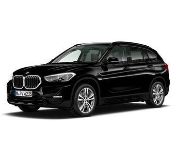 begagnad BMW X1 20dA xDrive Model Sport, Drag, Backkamera