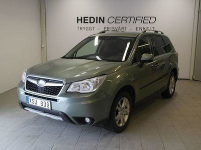 używany Subaru Forester Forester 2,0D