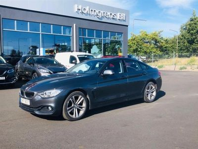 "begagnad BMW 420 d xDrive Sportline 18"""