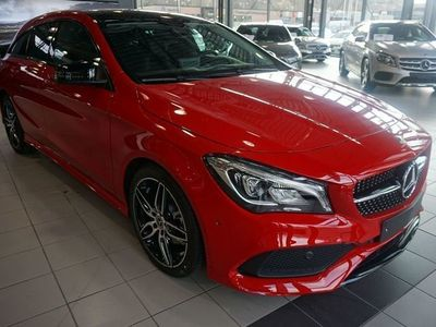 used Mercedes CLA180 Shooting Brake // AMG Line // Night Package