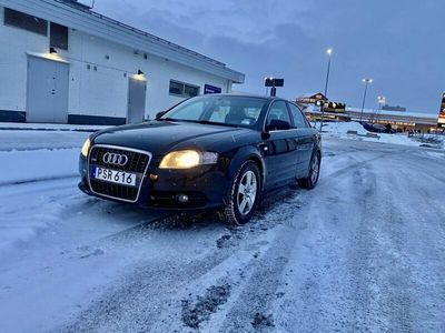 begagnad Audi A4 2,0T QUATTRO