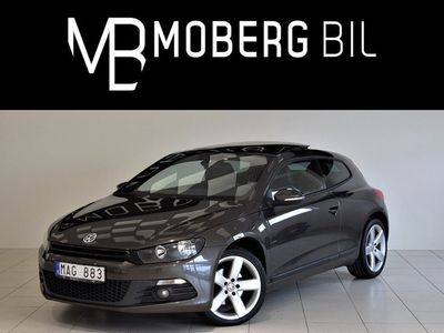 begagnad VW Scirocco 2.0 TDI 170hk AUT Premium Dynaudio