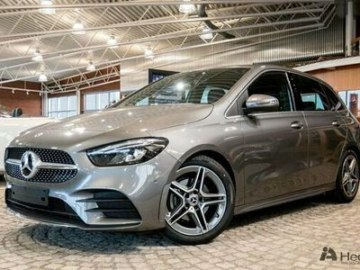 begagnad Mercedes B200 - Benz/ / AMG Line & Advantagepkt / /