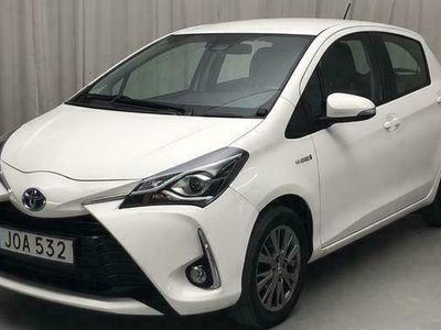 begagnad Toyota Yaris 1.5 Hybrid 5dr 2018, Halvkombi Pris 115 000 kr