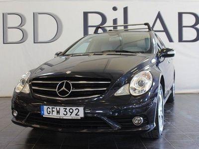 begagnad Mercedes R320 CDI 4M 7-SITS NAVI -10