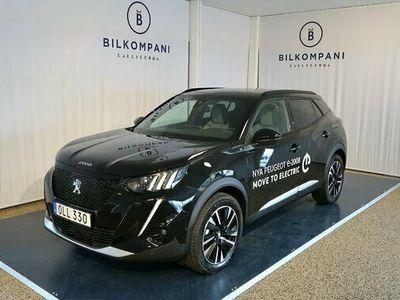 begagnad Peugeot 2008 e- GT Pack Electric Nav Keyless Backkamera 2021, SUV Pris 369 900 kr