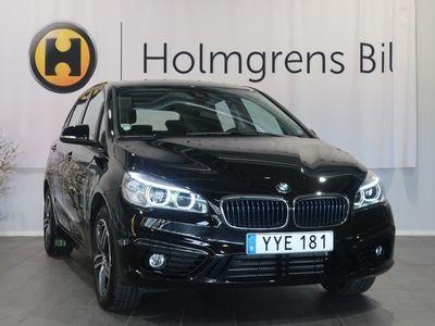 brugt BMW 225 Active Tourer xe Sport Line (224hk) Nav / HUD