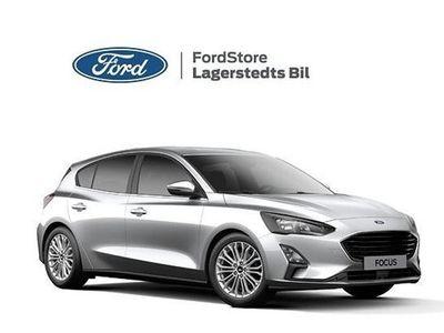 begagnad Ford Focus 1.0 EcoBoost Titanium Euro 6 125hk