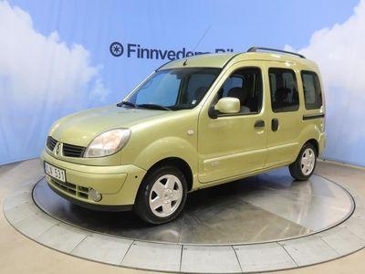 gebraucht Renault Kangoo 1.6 Elegance, Besiktigad tom 200531