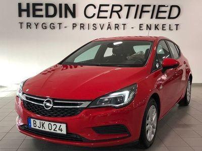 begagnad Opel Astra 1.6 CDTI 136hk Manuell