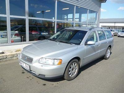 begagnad Volvo V70 2,4 classic Drag,Autm.. -05