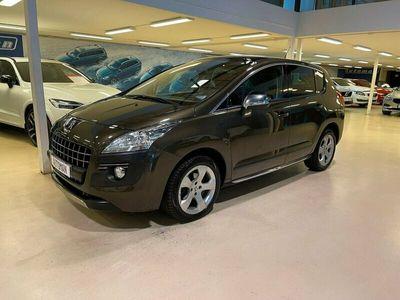 begagnad Peugeot 3008 1.6 e-HDi FAP EGS 111hk Panoramatak Dragkrok