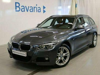 begagnad BMW 320 d xDrive Touring M-Sport Läder Navi Drag Rattvärme 2019, Kombi Pris 298 700 kr