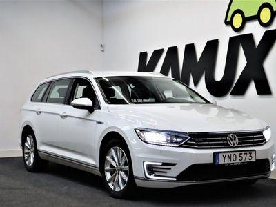 begagnad VW Passat Variant GTE 1.4 TSI DSG Hybrid