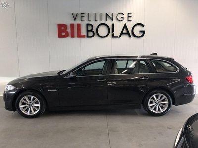 begagnad BMW 520 d Touring M-paket Euro 6