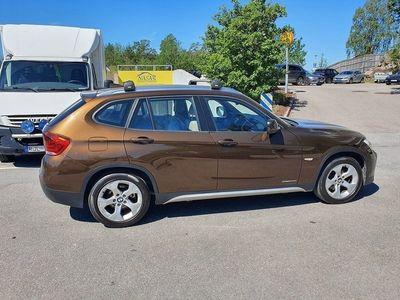 begagnad BMW X1 xDrive20d Steptronic 177hk