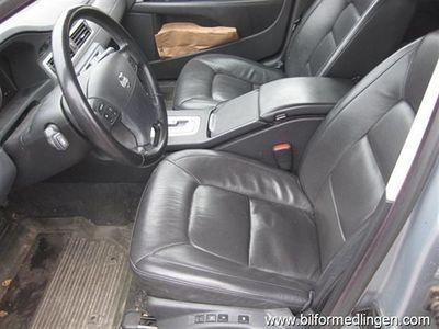 begagnad Volvo V70 2.5T Summum Aut Sv-såld