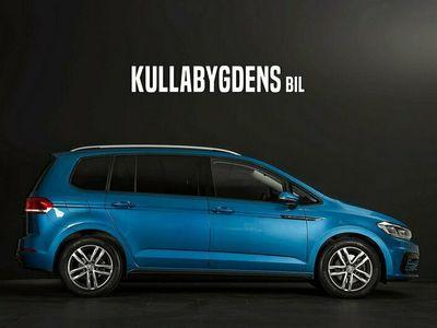 begagnad VW Touran 1.4 R-line |7sits|Pvärm|Drag| 3Års Garanti