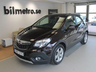 begagnad Opel Mokka 1,6 ECOTEC 115hk -15