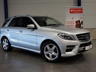 begagnad Mercedes ML350 258 HK 4M / AMG / Airmatic /