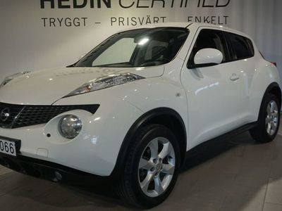 gebraucht Nissan Juke 1,5 dCi 110hk *Drag