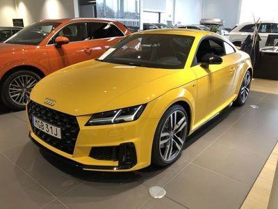begagnad Audi TT Coupé 40 TFSI 197 HK S TRONIC COUP