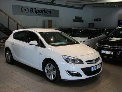 used Opel Astra 1.6 CDTI Euro 6 110hk